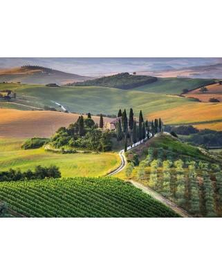Puzzle Clementoni - Tuscany, Italy, 1000 piese (62429)