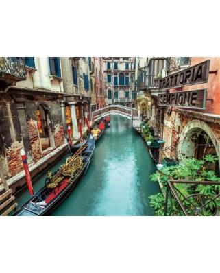 Puzzle Clementoni - Venice, 1.000 piese (62431)