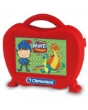 Puzzle cuburi Clementoni - Mike the Knight, 6 piese (47676)
