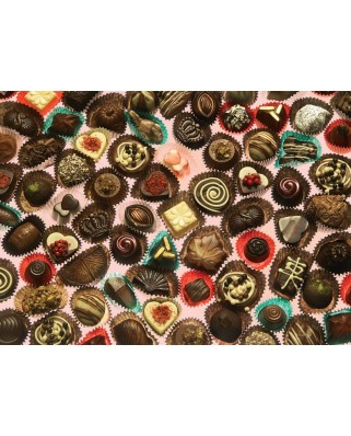 Puzzle Cobble Hill - Chocoholic, 1.000 piese (44486)