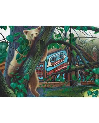 Puzzle Cobble Hill - Darlene Gait: The Watcher, 1.000 piese (56079)