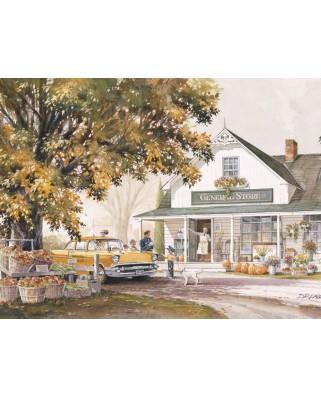 Puzzle Cobble Hill - Douglas Laird: General Store, 275 piese XXL (44411)
