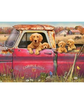 Puzzle Cobble Hill - Greg Giordano: Cobble Hill Farm, 1.000 piese (56073)