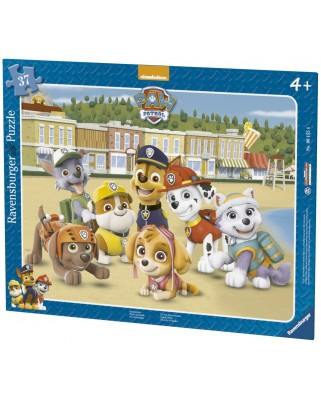 Puzzle Ravensburger - Paw Patrol, 37 piese (06155)