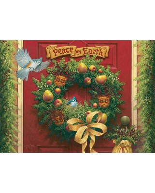 Puzzle Cobble Hill - Peace on Earth, 1.000 piese (64955)