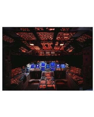 Puzzle Eurographics - Cockpit der Raumfahre Columbia NASA, 1.000 piese (42095)