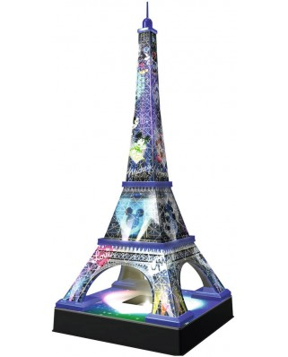 Puzzle 3D Ravensburger - Turnul Eiffel, 216 piese (12520)