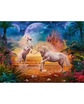 Puzzle Ravensburger - Unicorni, 500 piese (14743)