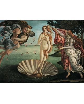 Puzzle Ravensburger - Botticelli, The Birth Of Venus, 1.000 piese (15769)