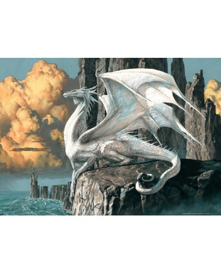 Puzzle Ravensburger - Dragon, 1.000 piese (15696)