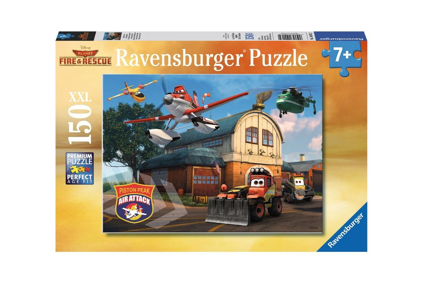 Puzzle Ravensburger - Planes, 150 piese (10013)