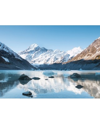 Puzzle Grafika - Aoraki Mount Cook, New Zealand, 300 piese (57071)