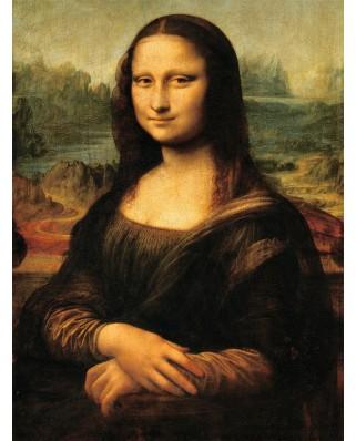 Puzzle Ravensburger - Leonadro Da Vinci, Mona Lisa, 1.000 piese (15296)