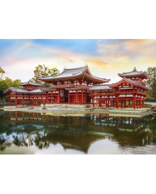Puzzle Grafika - Byodo-In Temple in Kyoto, Japan, 2.000 piese (53082)