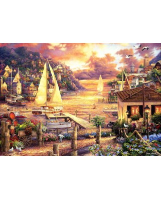 Puzzle Grafika - Chuck Pinson: Catching Dreams, 1.500 piese (62139)