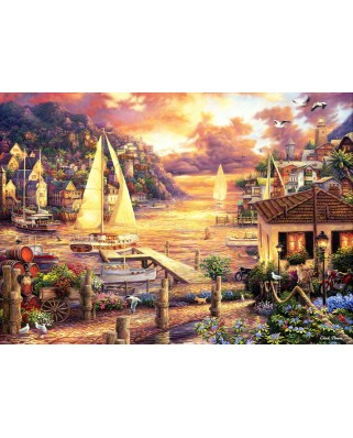 Puzzle Grafika - Chuck Pinson: Catching Dreams, 500 piese (62141)