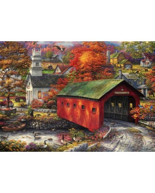 Puzzle Grafika - Chuck Pinson: The Sweet Life, 1.000 piese (63116)