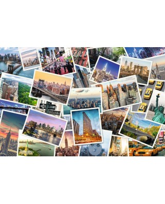 Puzzle Ravensburger - New York City , 5.000 piese (17433)