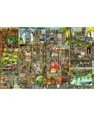 Puzzle Ravensburger - Orasul Bizar, 5.000 piese (17430)
