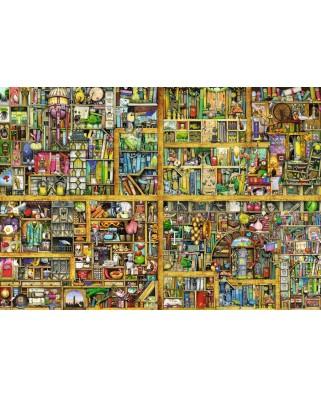 Puzzle Ravensburger - Biblioteca, 18.000 piese (17825)