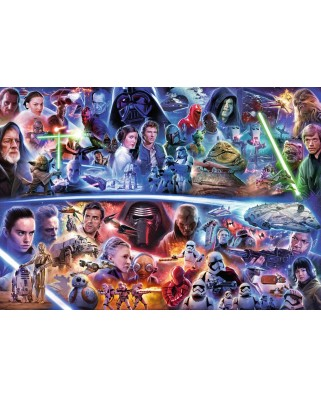 Puzzle Ravensburger - Star Wars I-Vii, 18.000 piese (17827)