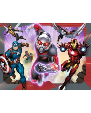 Puzzle Ravensburger - Avengers, 12/16/20/24 piese (06942)
