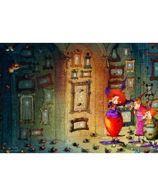 Puzzle Grafika - Francois Ruyer: Welcome!, 1.000 piese (61843)