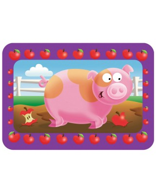 Puzzle Ravensburger - Animale De Curte, 9x2 piese (06904)