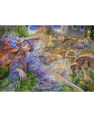 Puzzle Grafika - Josephine Wall: After The Fairy Ball, 1.500 piese (59214)