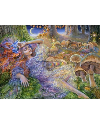 Puzzle Grafika - Josephine Wall: After The Fairy Ball, 2.000 piese (59208)