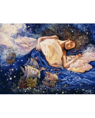 Puzzle Grafika - Josephine Wall: Astral Voyage, 2000 piese (50895)