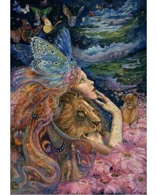 Puzzle Grafika - Josephine Wall: Heart and Soul, 1000 piese (50909)