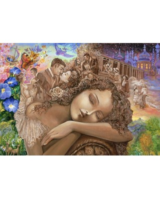 Puzzle Grafika - Josephine Wall: If Only, 1.000 piese (59088)