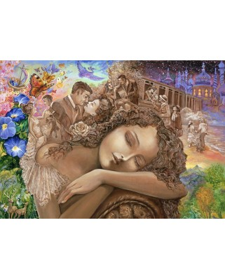 Puzzle Grafika - Josephine Wall: If Only, 1.500 piese (59090)