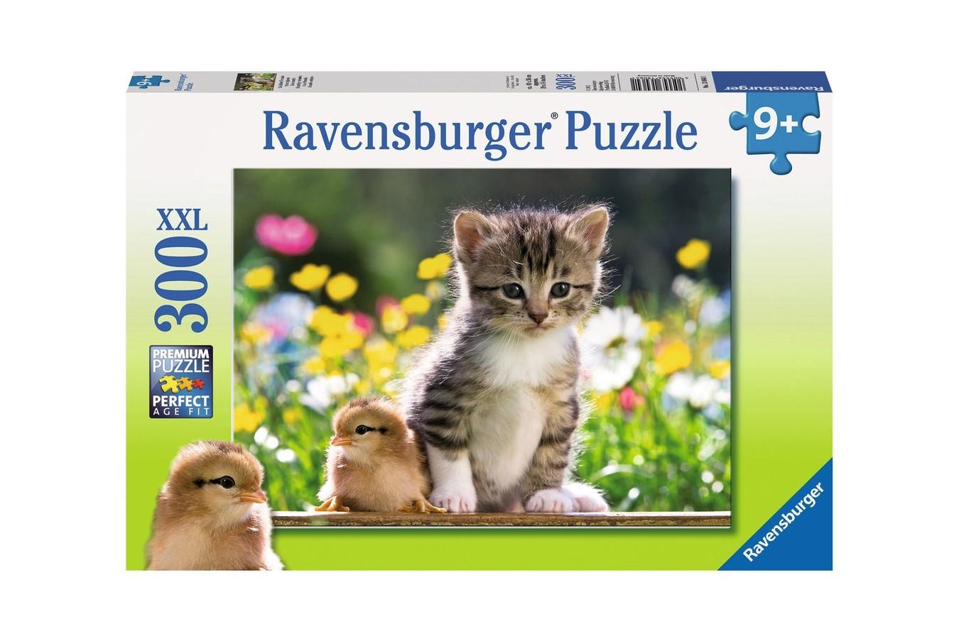 Puzzle Ravensburger - Prieteni Dragalasi, 300 piese (13064)