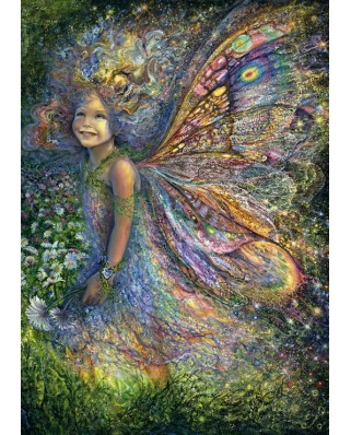 Puzzle Grafika - Josephine Wall: The Wood Fairy, 2.000 piese (59389)