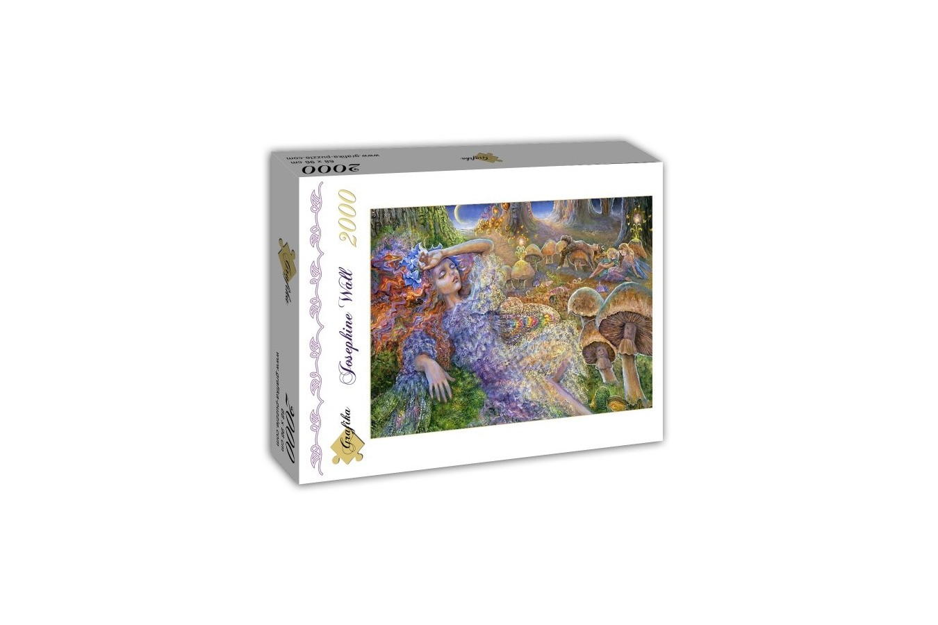 Puzzle Grafika - Josephine Wall: After The Fairy Ball, 2.000 piese (59213)