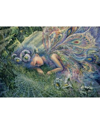 Puzzle Grafika - Josephine Wall: Caught by a Sunbeam, 1.000 piese (51585)