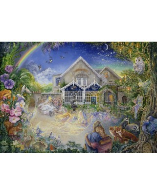 Puzzle Grafika - Josephine Wall: Enchanted Manor, 2.000 piese (59267)