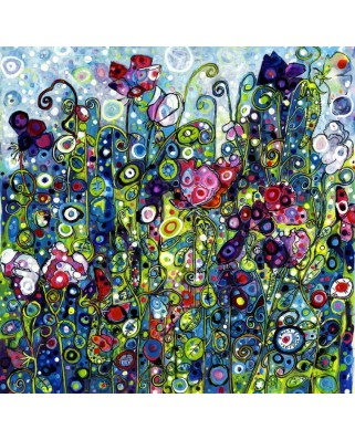 Puzzle Grafika - Sally Rich: Sweet Pea, 1.500 piese (63679)