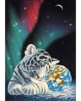 Puzzle Grafika - Schim Schimmel: Earth Light, 1.500 piese (59759)