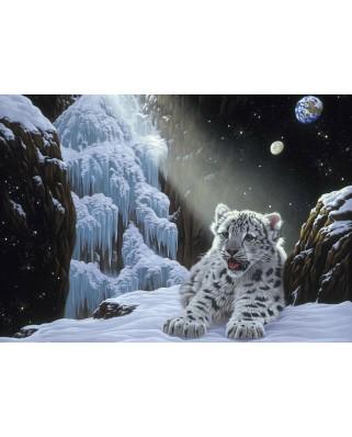 Puzzle Grafika - Schim Schimmel: Ice House, 1.500 piese (59846)