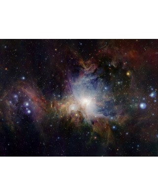 Puzzle Grafika - The Orion Nebula, 2.000 piese dificile (49726)