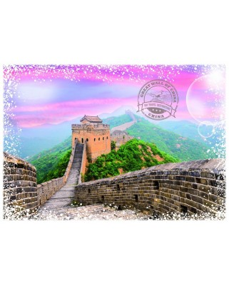 Puzzle Grafika - Travel around the World - China, 1.000 piese (59002)