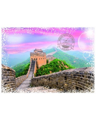 Puzzle Grafika - Travel around the World - China, 1.000 piese (59003)