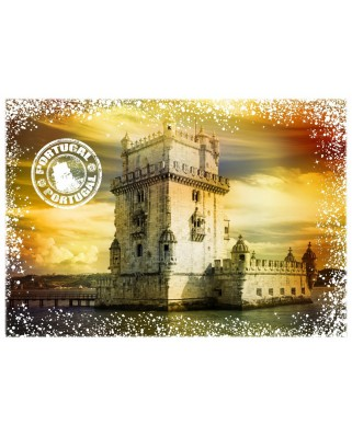 Puzzle Grafika - Travel around the World - Portugal, 2.000 piese (58970)