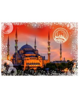 Puzzle Grafika - Travel around the World - Turkey, 2000 piese (60108)