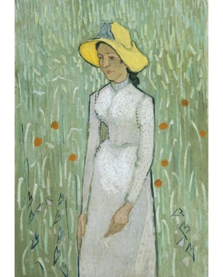 Puzzle Grafika - Vincent Van Gogh: Girl in White, 1890, 1.000 piese (55132)