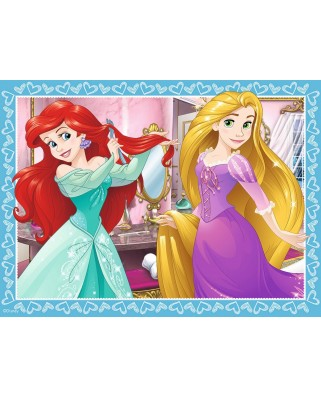 Puzzle Ravensburger - Printesele Disney, 12/16/20/24 piese (07397)
