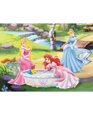 Puzzle Ravensburger - Printesele Disney, 100 piese (10639)